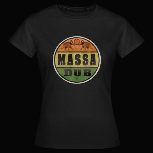 Logo de Massa Dub - T-shirt Femme
