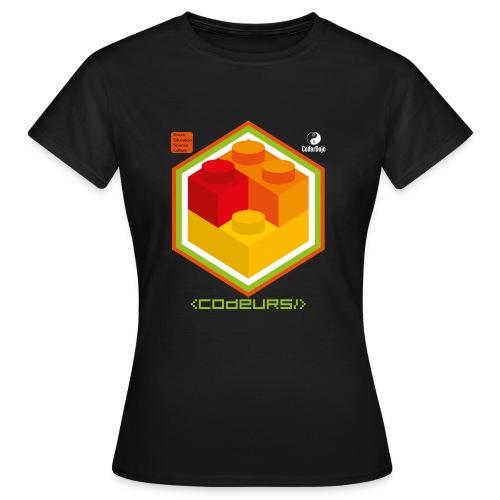 Esprit Brickodeurs - T-shirt Femme