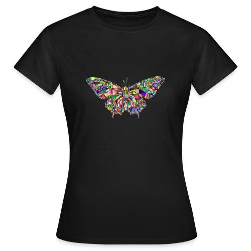 Betterfly Raibow - T-shirt Femme