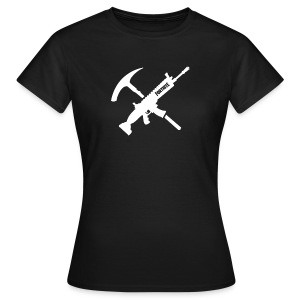 Fortnite Battle Royale Tools of the Trade - Women's T-Shirt
