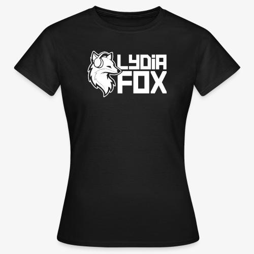 Lydia FOX Druckmotiv - Frauen T-Shirt
