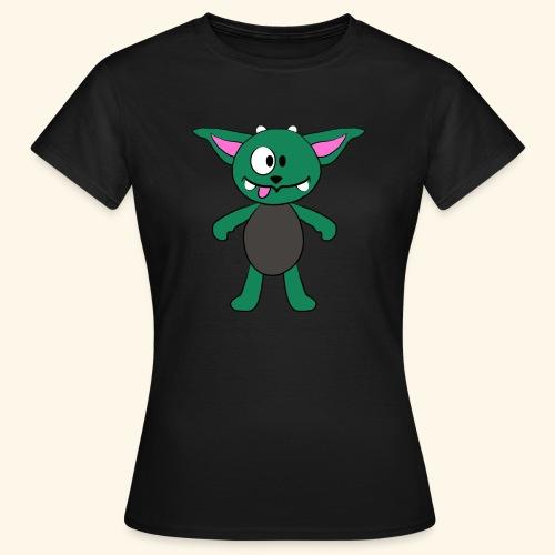Schwarzwald-Zwergschlammelfe (klein) - Frauen T-Shirt