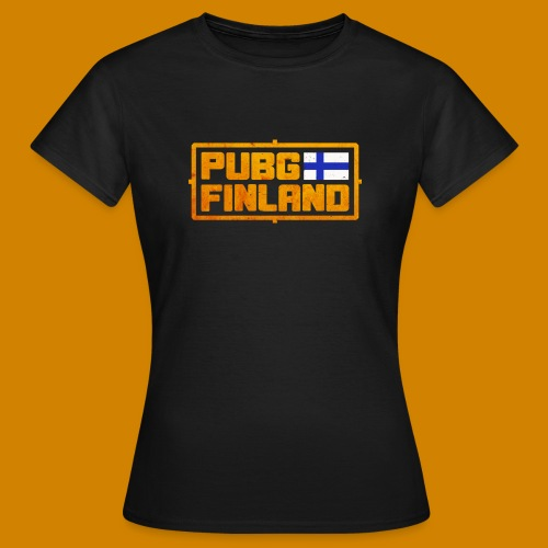 PUBG Finland - Naisten t-paita