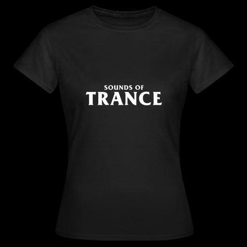Sound Of Trance - Women's T-Shirt