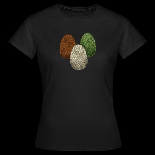 Dragon eggs - Camiseta mujer