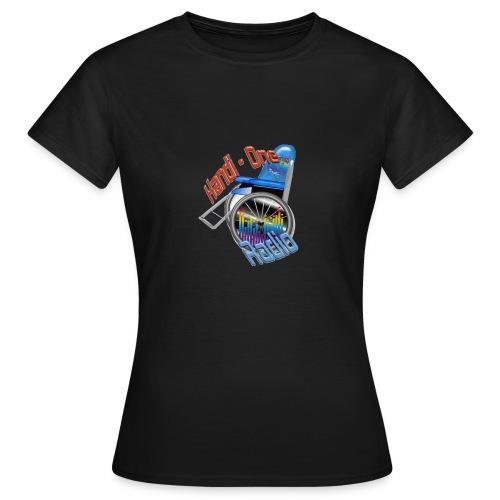 Logo Handi-One - T-shirt Femme