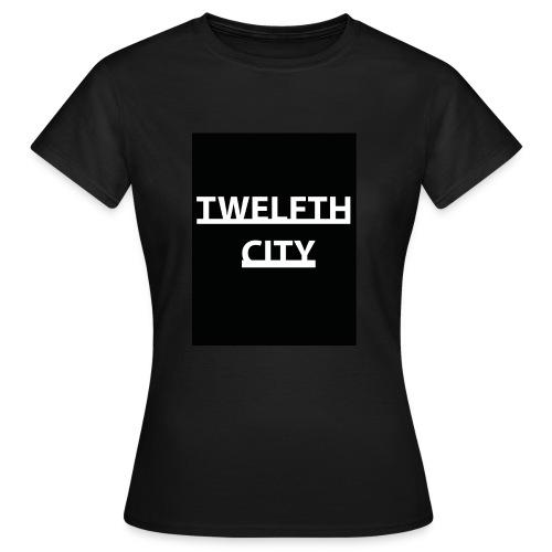 Twelfth City Black - Women's T-Shirt