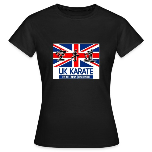 UKkarate - Women's T-Shirt