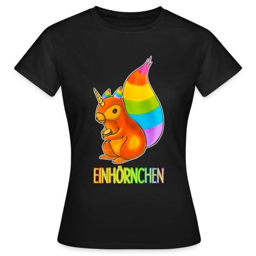 Einhörnchen - Frauen T-Shirt