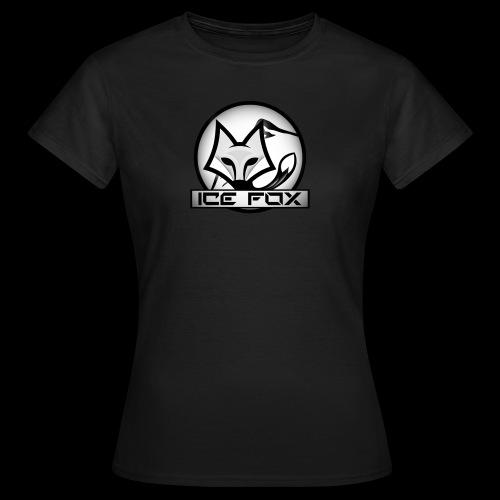 Ice Fox Logo - Vrouwen T-shirt