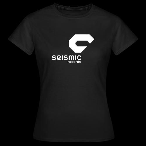 Seismic Records - Women's T-Shirt
