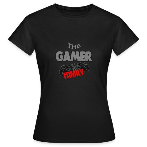 Gamer Family Shirt - Frauen T-Shirt