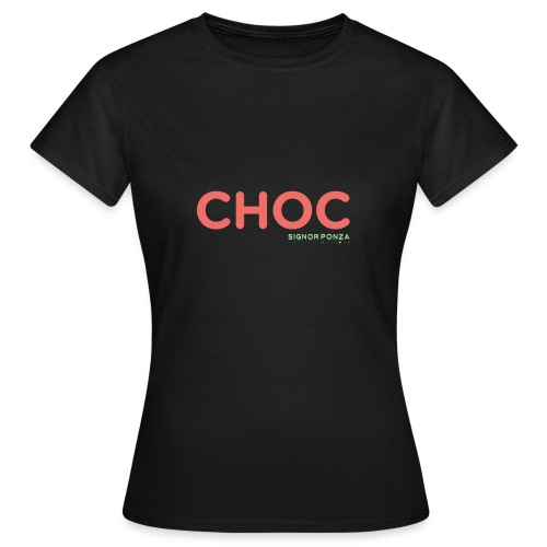 CHOC 2 - Maglietta da donna