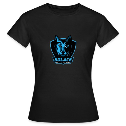Solace Entertainment - Dame-T-shirt