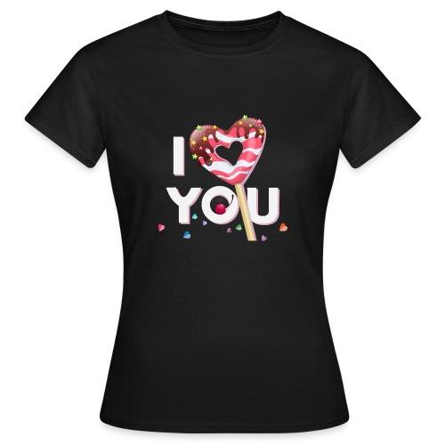Koszulka miłość 10 - Koszulka damska