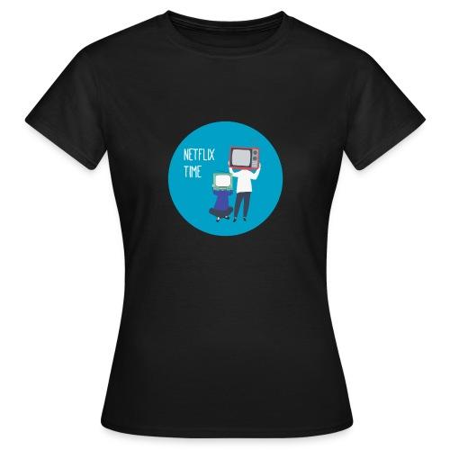 netflix time - Maglietta da donna
