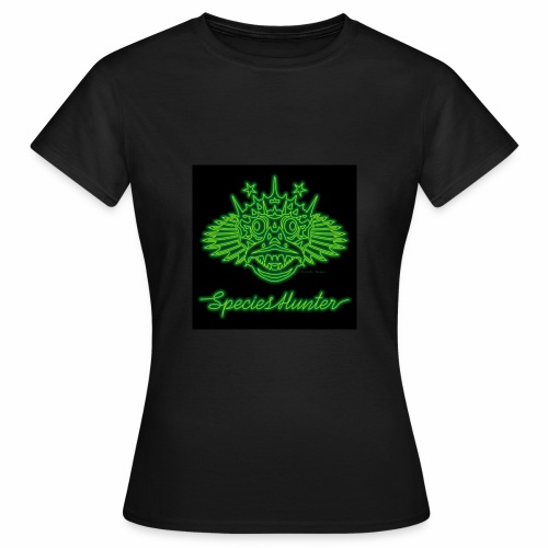 Species Hunter Neon 01 - Vrouwen T-shirt