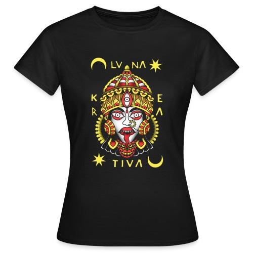 Luna Kreativa - Kali-Ma - Naisten t-paita