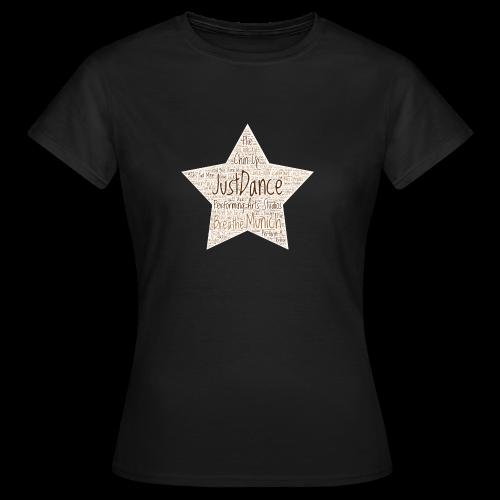 PAS Star Original bg beige - Frauen T-Shirt