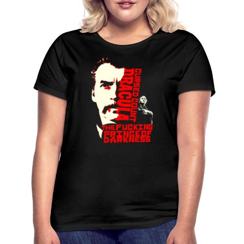 The Fucking Prince of Darkness - T-shirt Femme