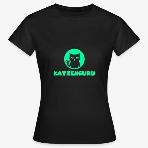 Katzenguru - Frauen T-Shirt