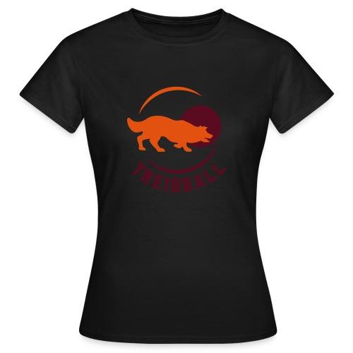 Treibball Produkte - Frauen T-Shirt
