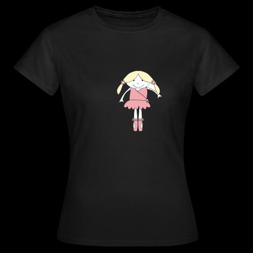 little ballerina - Frauen T-Shirt