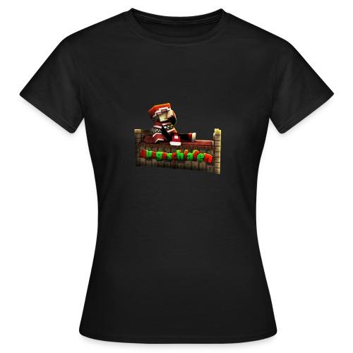 #Ausgeschlafen Weihnachts-Hoddie - Frauen T-Shirt