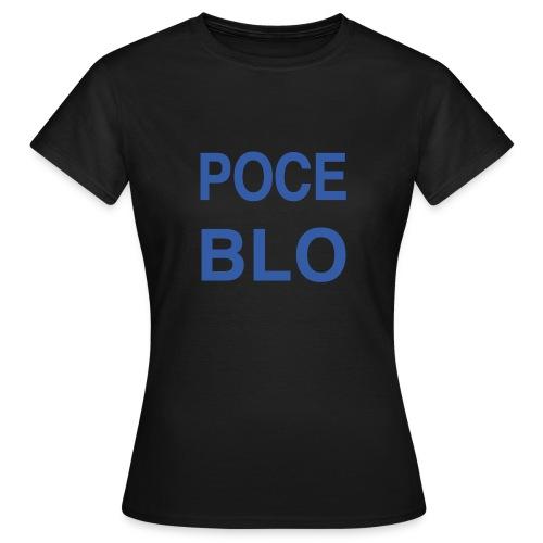Tee shirt POCE BLO - T-shirt Femme