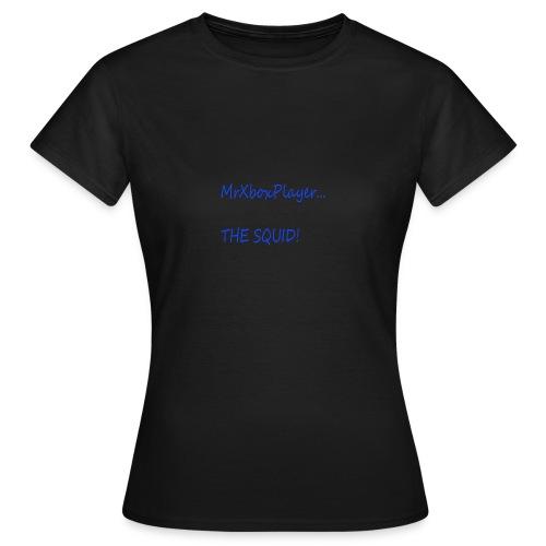 MrXboxPlayer The SQUID - Women's T-Shirt