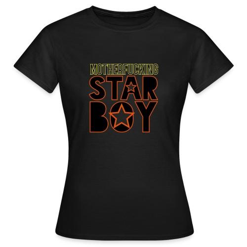 Starboy colour - Vrouwen T-shirt