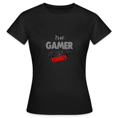 Gamer Family Shirt - Frauen T-Shirt