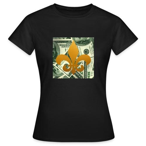 DonBehavior's fleur de lis - Women's T-Shirt