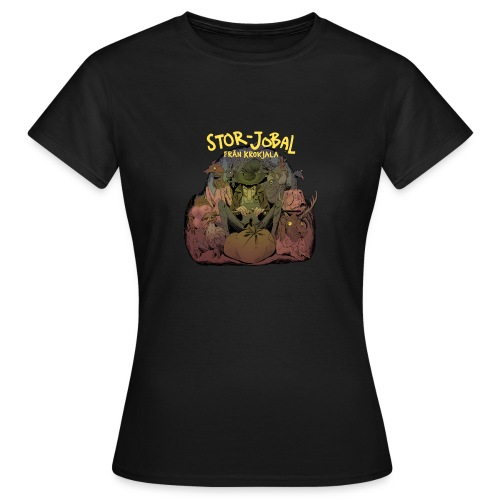 T-shirt Stor- Jobal från Krokjala - Women's T-Shirt