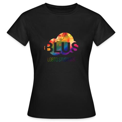 BLUS: Original Logo - Dame-T-shirt