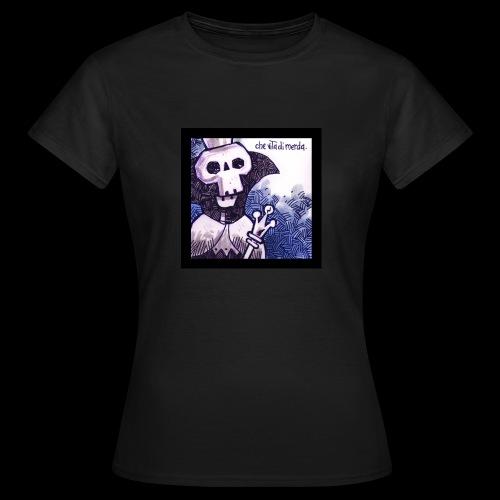 TronoVacante ReMorto 1 - Maglietta da donna
