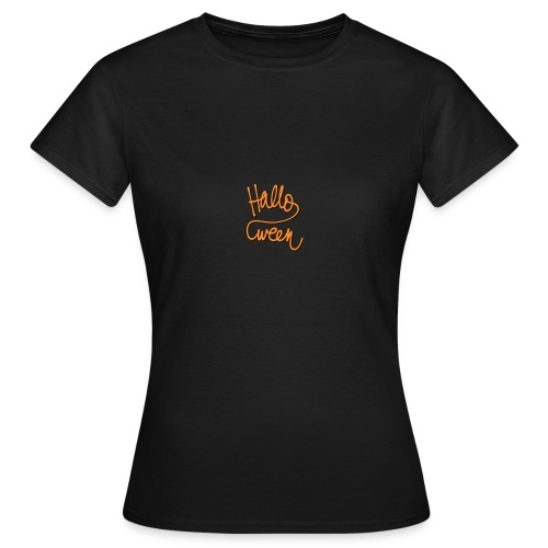 Halloween - T-shirt Femme