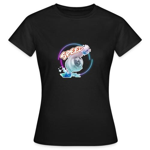 Turbo kollection - Frauen T-Shirt