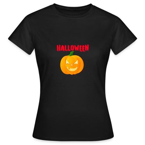 HALLOWEEN PUMPKIN 🎃 - Frauen T-Shirt
