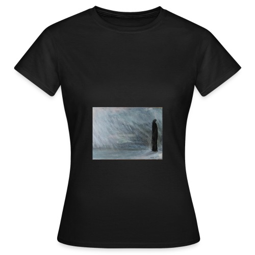 Wise man/Weeping widow - Women's T-Shirt