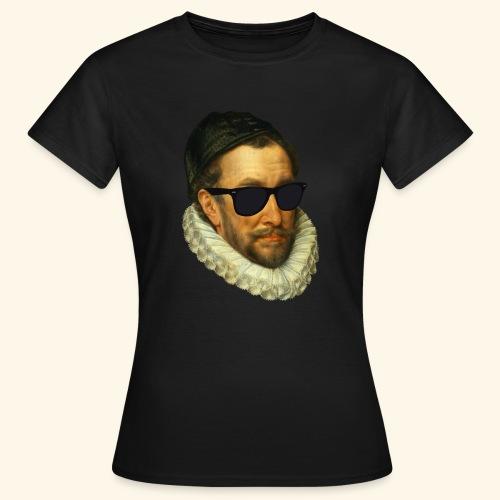 Fijn Uitgedoste Barbaar (zonder tekst) - Vrouwen T-shirt