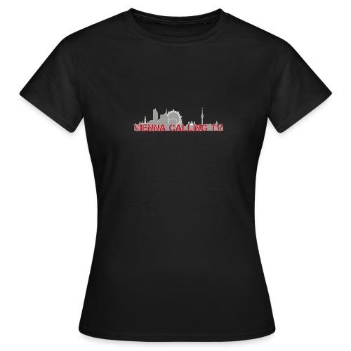 ViennaCaLLING TV - Frauen T-Shirt