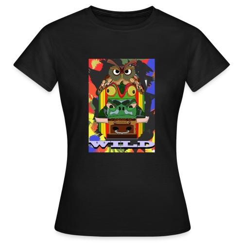 Totem Animal - T-shirt Femme
