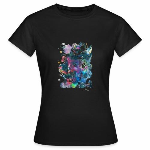Monokel 2 - Frauen T-Shirt