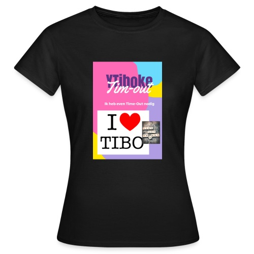 Time-Out - T-shirt Femme