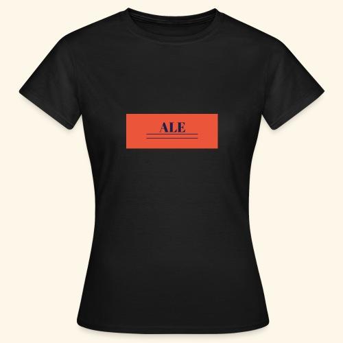 maglia con nome - Maglietta da donna