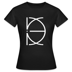 CRONE BLACK - Frauen T-Shirt
