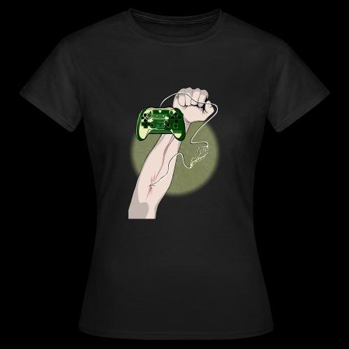Geekcontest - T-shirt Femme