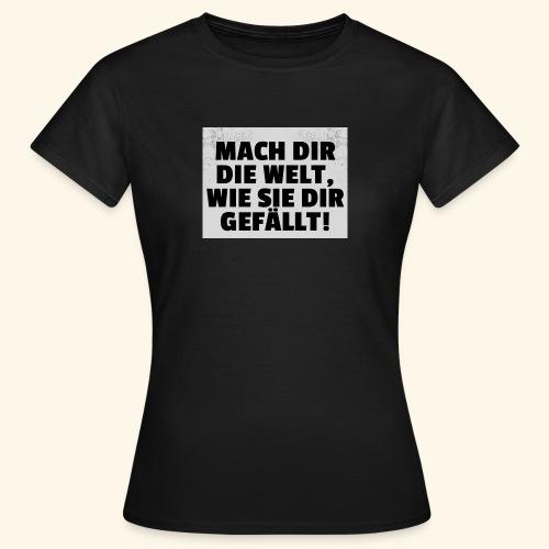 Macher - Frauen T-Shirt