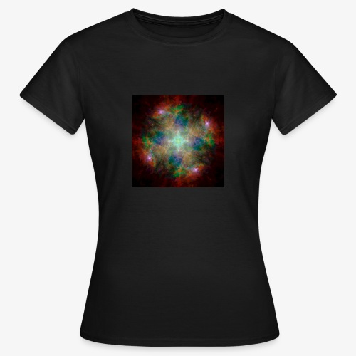 Talking With Clouds - T-shirt Femme